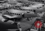 Image of A-29 Hudson bomber aircraft Maryland United States USA, 1941, second 4 stock footage video 65675039321