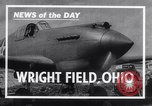 Image of Aircraft Curtiss P-40C Wright Field Dayton Ohio USA, 1941, second 1 stock footage video 65675039325