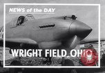 Image of Aircraft Curtiss P-40C Wright Field Dayton Ohio USA, 1941, second 2 stock footage video 65675039325