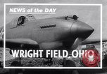 Image of Aircraft Curtiss P-40C Wright Field Dayton Ohio USA, 1941, second 3 stock footage video 65675039325