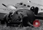 Image of Aircraft C-45A Wright Field Dayton Ohio USA, 1941, second 7 stock footage video 65675039326