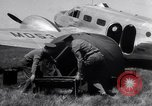 Image of Aircraft C-45A Wright Field Dayton Ohio USA, 1941, second 8 stock footage video 65675039326