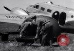 Image of Aircraft C-45A Wright Field Dayton Ohio USA, 1941, second 9 stock footage video 65675039326