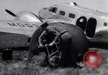 Image of Aircraft C-45A Wright Field Dayton Ohio USA, 1941, second 10 stock footage video 65675039326