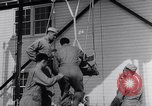 Image of paratroopers Fort Benning Georgia USA, 1941, second 9 stock footage video 65675039331