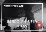 Image of United States Army Air cadets Randolph Field San Antonio Texas USA, 1941, second 7 stock footage video 65675039335