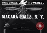 Image of aircraft Bell P-39 Airacobra Niagara Falls New York USA, 1941, second 8 stock footage video 65675039336