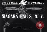 Image of aircraft Bell P-39 Airacobra Niagara Falls New York USA, 1941, second 9 stock footage video 65675039336