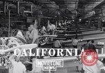 Image of Vultee Plant Downey California USA, 1941, second 9 stock footage video 65675039337