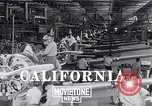 Image of Vultee Plant Downey California USA, 1941, second 10 stock footage video 65675039337