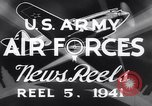 Image of United States Army cadets Alabama United States USA, 1941, second 3 stock footage video 65675039343