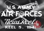 Image of United States Army cadets Alabama United States USA, 1941, second 9 stock footage video 65675039343