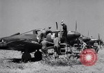 Image of Bell P-39 Airacobra aircraft Michigan United States USA, 1941, second 8 stock footage video 65675039344