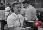 Image of Boeing Aircraft Plant Seattle Washington USA, 1941, second 9 stock footage video 65675039345