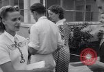 Image of Boeing Aircraft Plant Seattle Washington USA, 1941, second 11 stock footage video 65675039345