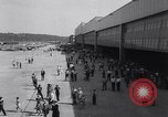 Image of Boeing Aircraft Plant Seattle Washington USA, 1941, second 12 stock footage video 65675039345