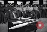 Image of Major General George Patton Fort Benning Georgia USA, 1941, second 7 stock footage video 65675039346