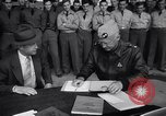 Image of Major General George Patton Fort Benning Georgia USA, 1941, second 12 stock footage video 65675039346
