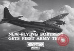 Image of aircraft B-17E United States USA, 1941, second 4 stock footage video 65675039356