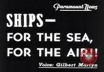 Image of cruiser Atlanta Kearny New Jersey USA, 1941, second 5 stock footage video 65675039357