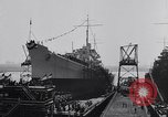 Image of cruiser Atlanta Kearny New Jersey USA, 1941, second 8 stock footage video 65675039357