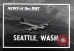 Image of aircraft B-17E Seattle Washington USA, 1941, second 2 stock footage video 65675039358