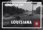 Image of United States 1st Armored Division tanks Louisiana United States USA, 1941, second 6 stock footage video 65675039360