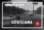 Image of United States 1st Armored Division tanks Louisiana United States USA, 1941, second 7 stock footage video 65675039360