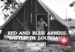 Image of General George C Marshall Louisiana United States USA, 1941, second 7 stock footage video 65675039361