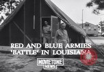 Image of General George C Marshall Louisiana United States USA, 1941, second 9 stock footage video 65675039361