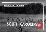 Image of 1st Army anti-tank batteries South Carolina United States USA, 1941, second 6 stock footage video 65675039363