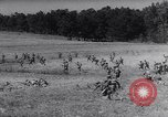 Image of 1st Army anti-tank batteries South Carolina United States USA, 1941, second 8 stock footage video 65675039363