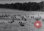 Image of 1st Army anti-tank batteries South Carolina United States USA, 1941, second 9 stock footage video 65675039363