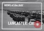 Image of Royal Air Force Pilots Lancaster California USA, 1941, second 2 stock footage video 65675039369
