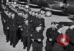 Image of Royal Air Force Pilots Lancaster California USA, 1941, second 10 stock footage video 65675039369