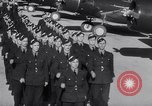 Image of Royal Air Force Pilots Lancaster California USA, 1941, second 12 stock footage video 65675039369