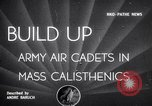 Image of United States Army Air cadets Texas United States USA, 1941, second 1 stock footage video 65675039375