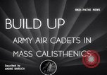 Image of United States Army Air cadets Texas United States USA, 1941, second 2 stock footage video 65675039375