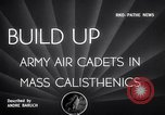 Image of United States Army Air cadets Texas United States USA, 1941, second 4 stock footage video 65675039375
