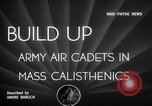 Image of United States Army Air cadets Texas United States USA, 1941, second 5 stock footage video 65675039375