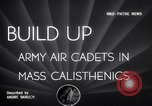 Image of United States Army Air cadets Texas United States USA, 1941, second 6 stock footage video 65675039375