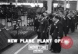 Image of Curtiss-Wright factory Columbus Ohio USA, 1941, second 3 stock footage video 65675039379