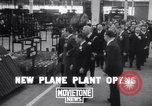 Image of Curtiss-Wright factory Columbus Ohio USA, 1941, second 4 stock footage video 65675039379