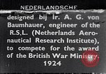 Image of Netherlands helicopter Netherlands, 1941, second 1 stock footage video 65675039385