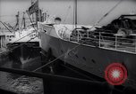 Image of SS President Coolidge ship Los Angeles California USA, 1938, second 1 stock footage video 65675039393