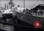 Image of SS President Coolidge ship Los Angeles California USA, 1938, second 2 stock footage video 65675039393