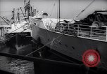 Image of SS President Coolidge ship Los Angeles California USA, 1938, second 5 stock footage video 65675039393
