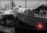Image of SS President Coolidge ship Los Angeles California USA, 1938, second 10 stock footage video 65675039393