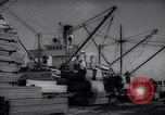 Image of lumber Los Angeles California USA, 1938, second 10 stock footage video 65675039397