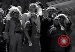 Image of Red Indians Washington DC USA, 1942, second 8 stock footage video 65675039400